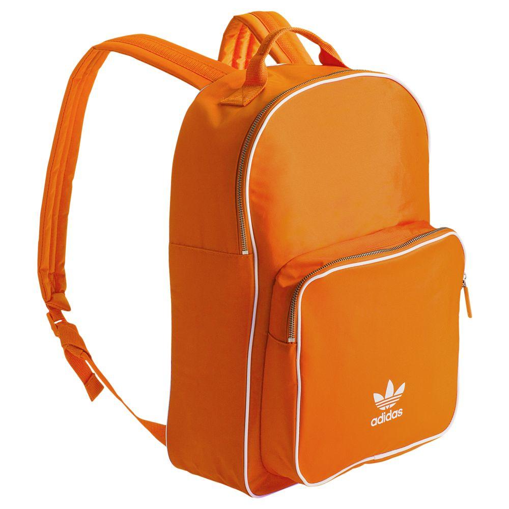 цена Рюкзак Classic Adicolor, оранжевый онлайн в 2017 году