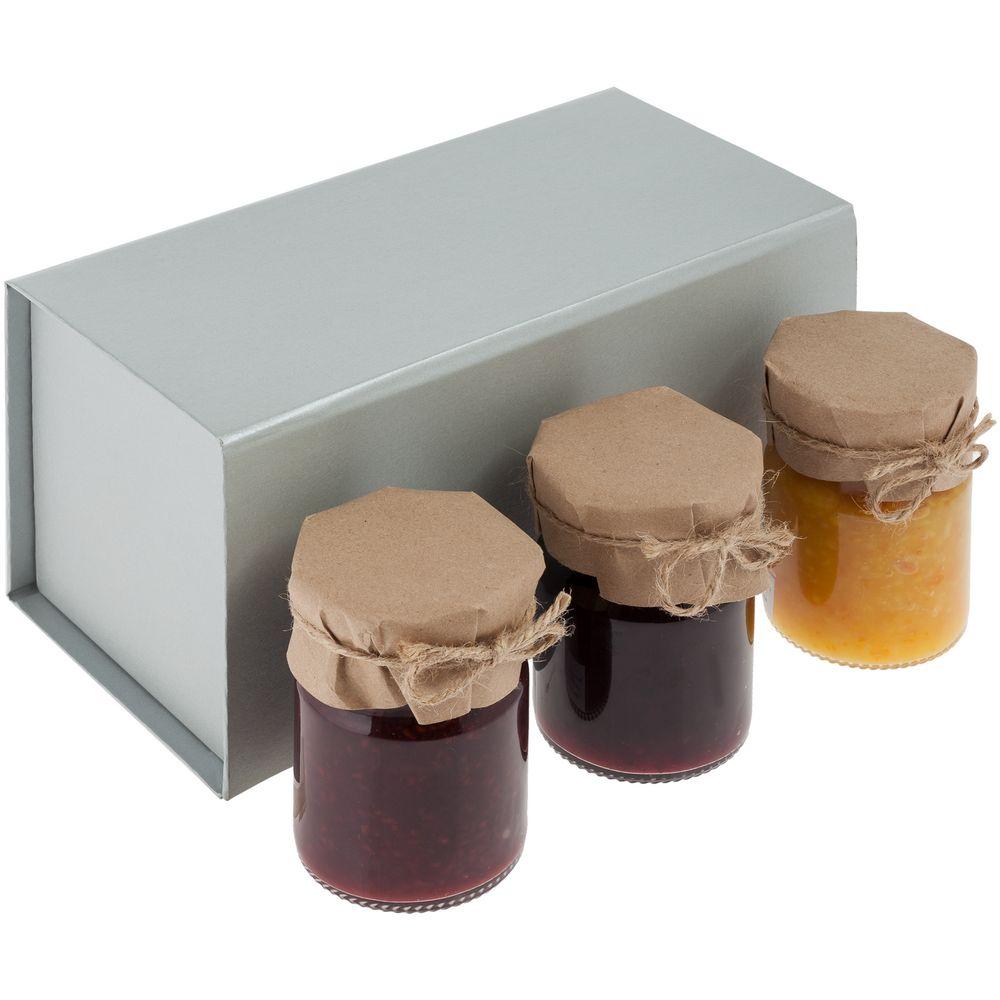 Фото - Набор Jam Jar, серебристый fashion gas jar shaped zinc alloy