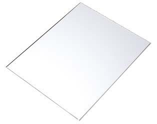 Фото - Пластик белый для струйной печати 25 листов А3 кеды мужские vans ua sk8 mid цвет белый va3wm3vp3 размер 9 5 43