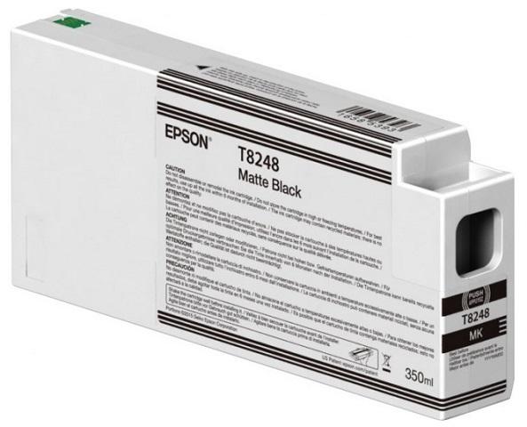 Epson T8248 Matte Black 350 мл (C13T824800) epson t6925 matte black 110 мл c13t692500