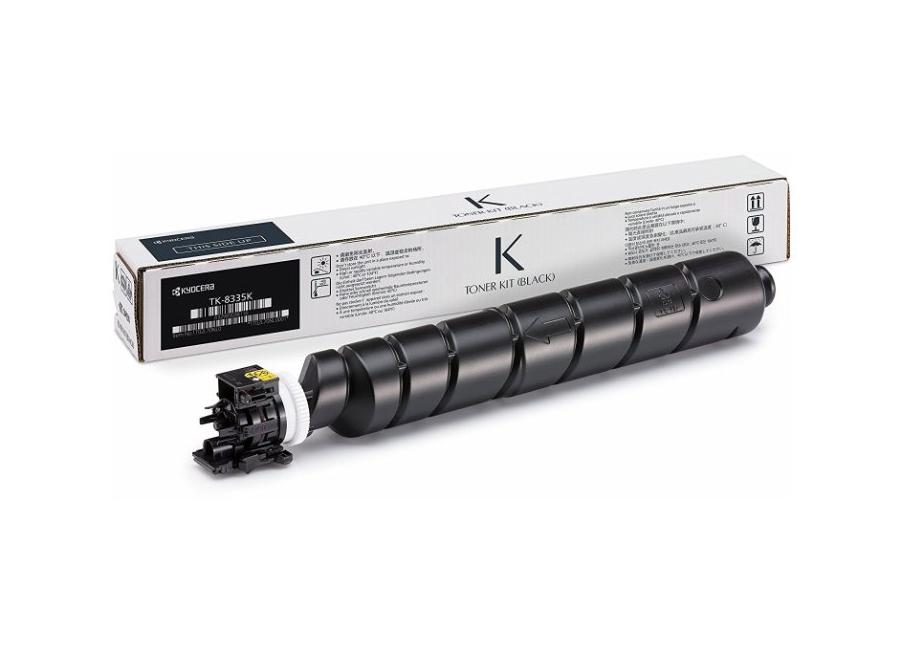 Фото - Тонер-картридж Kyocera TK-8335K для TASKalfa 3252ci картридж kyocera tk 8325k для kyocera taskalfa 2551ci черный