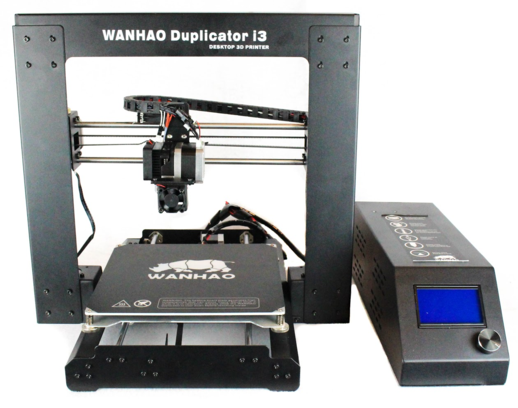 Duplicator i3 v2.1 (со стеклом) wanhao 3d printer duplicator i3 plus steel frame desktop 3d printing