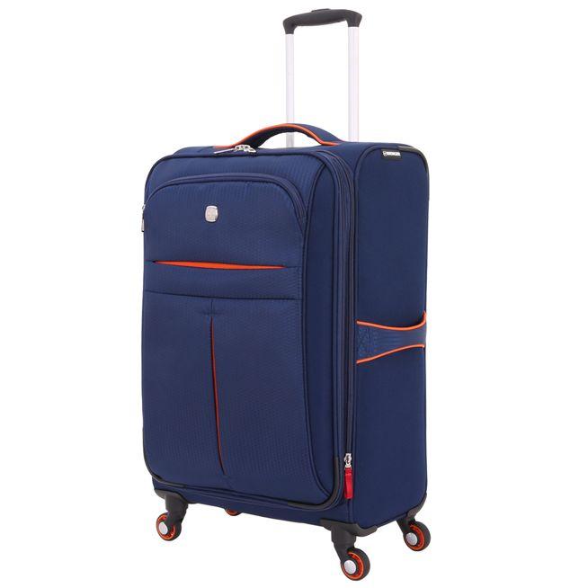 Фото - Чемодан Arosa M, синий чемодан