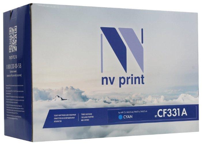 Фото - Картридж NV Print NV-CF331A картридж nv print q1338a