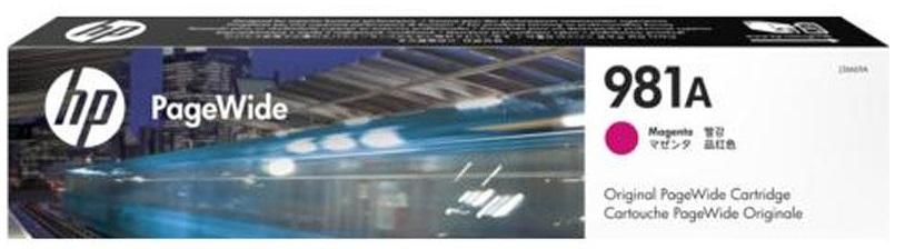 Фото - Картридж HP J3M69A (981A) стиральный порошок miyoshi miyosh на основе натуральных компонентов 100707