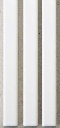 Фото - Металлические каналы O.Simple Channel А5 210 мм Mini, белые блокнот lejoys серия sustainable а5 210 145мм 100л линейка хлопковая обложка