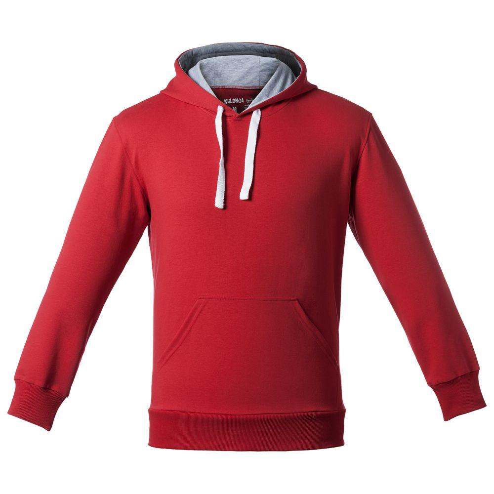 Толстовка Kulonga, красная, размер S толстовка hooded красная размер s