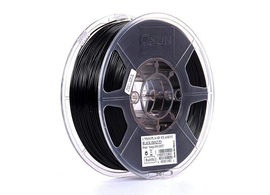 Фото - Катушка PLA-пластика 1.75 мм, 1 кг, черный кофе в зернах julius meinl эспрессо 1 кг