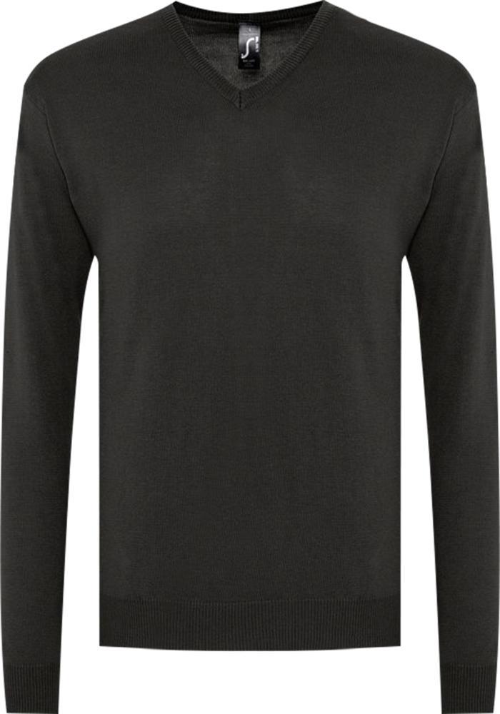 Фото - Свитер мужской GALAXY MEN черный, размер XXL свитер мужской gordon men серый размер xxl