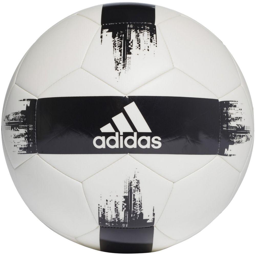 Мяч футбольный EPP 2, белый с черным