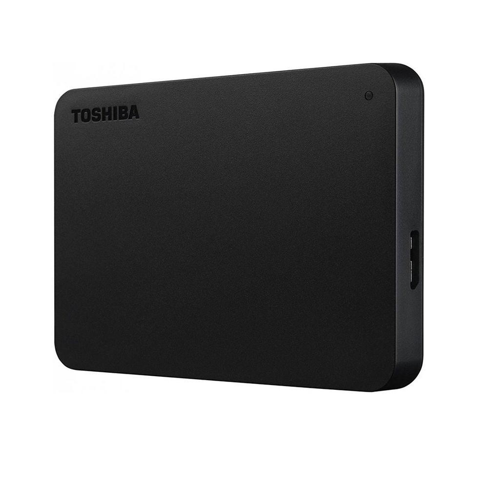 Фото - Внешний диск Toshiba Canvio, USB 3.0, 500 Гб, черный диск