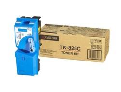 Фото - Тонер-картридж Kyocera TK-825C картридж kyocera tk 8600c
