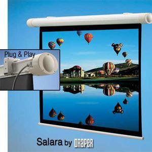 Фото - Draper Salara NTSC (3:4) 254/100 152x203 MW экран настенный elite screens m100nwv1 100 4 3 152x203 ручной mw белый