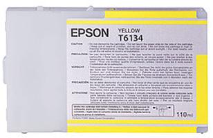 T6134 Yellow 110 мл C13T613400