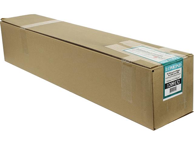 Фото - Бумага Lomond матовая инженерная «Стандарт» с роллом 76 мм, 80 г/м2, 0.914x175 м бумага lomond 80г кв м матовая стандарт 841x175x76 1209137