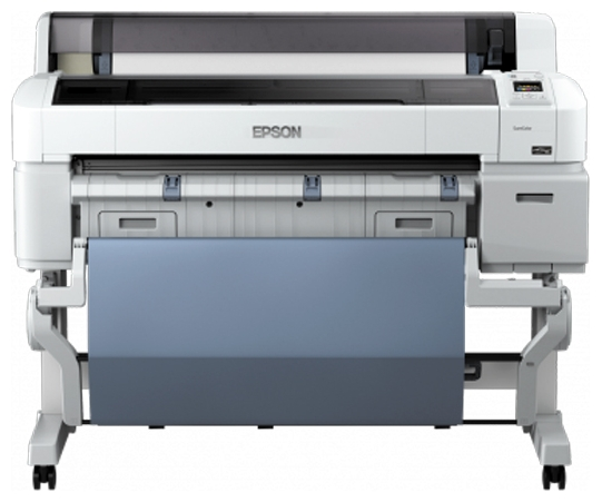 Фото - Epson SureColor SC-T5200-PS (C11CD67301EB) epson surecolor sc t5200 mfp ps c11cd67301a1