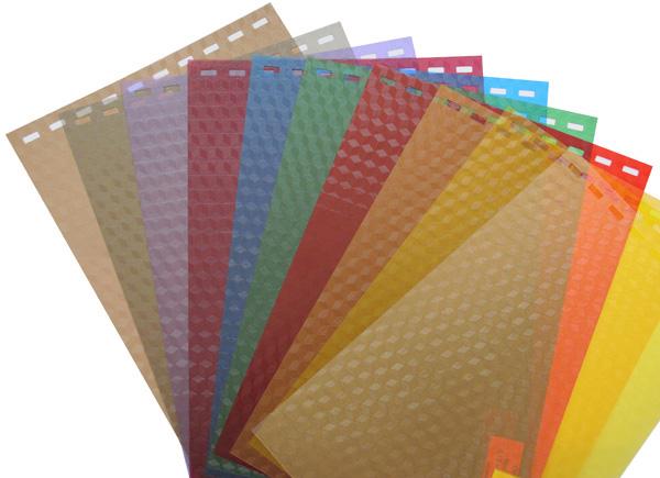 Обложки пластиковые, Кристалл, A4, 0.18 мм, Коричневый, 100 шт обложки пластиковые кожа a4 0 18 мм желтый 100 шт