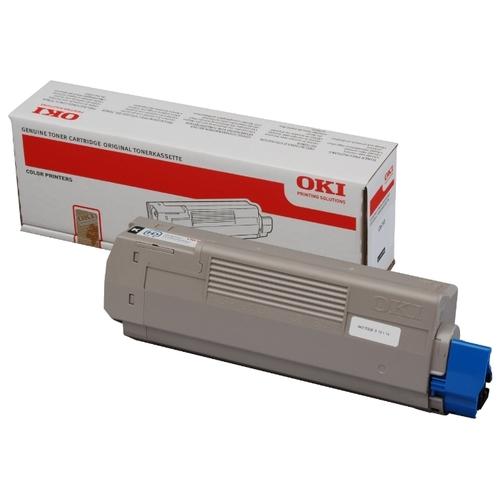 Фото - Тонер-картридж Toner-M 10k C833/C843 (46443114) тонер картридж oki mc860 10k magenta