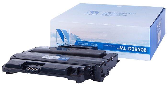 Фото - Картридж NV Print ML-D2850 B кухонная мойка mixline ml gm13 49 5х49 5 графит 342 4620031445517