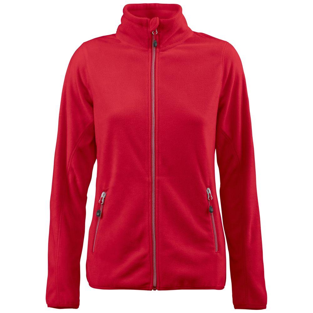 Куртка женская TWOHAND красная, размер L
