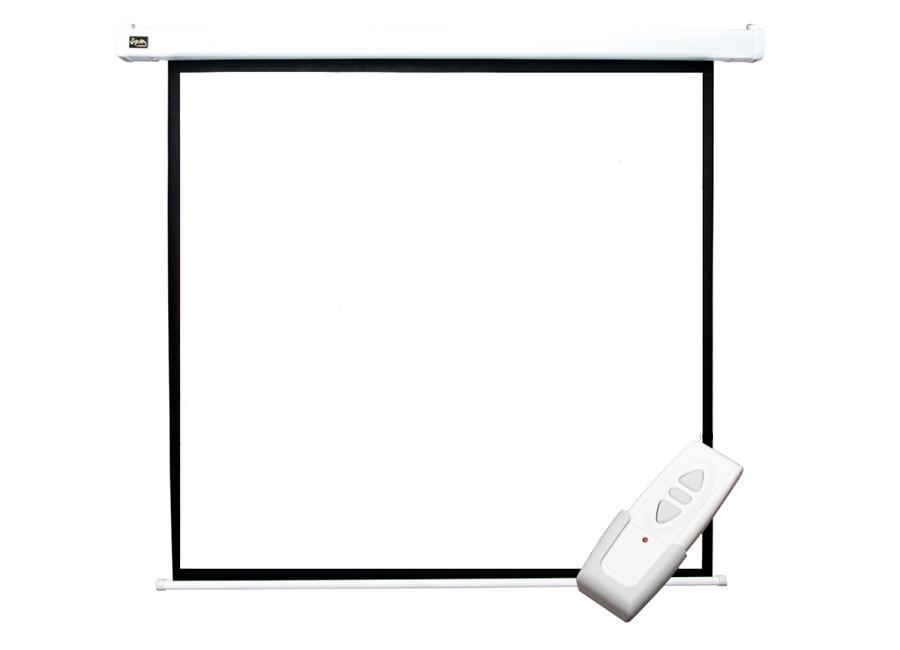 Cinema Motoscreen MW 100 180x180 см