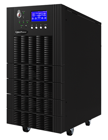 Источник БП CyberPower 10KVA 3PHASE SMART TOWER UPS, without batteries фото