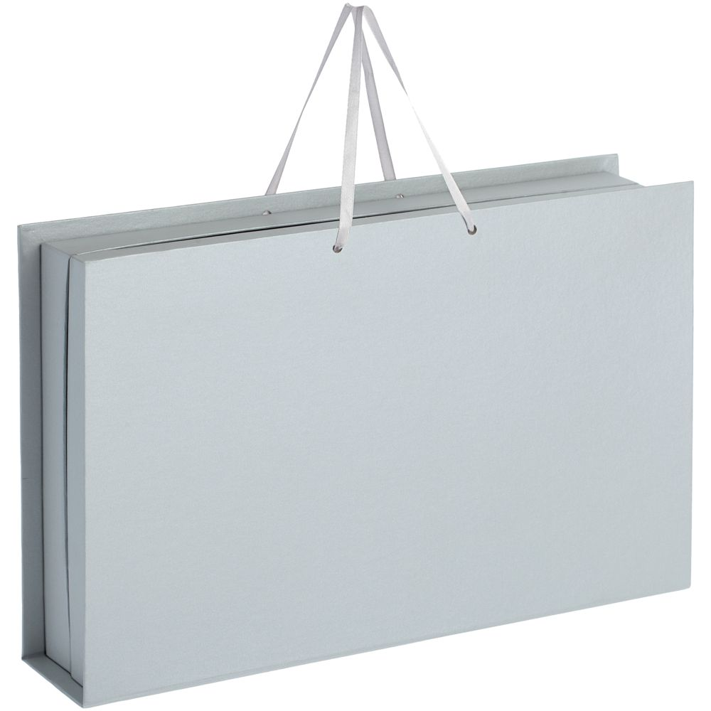 Коробка «Блеск» под набор, серебристая фото
