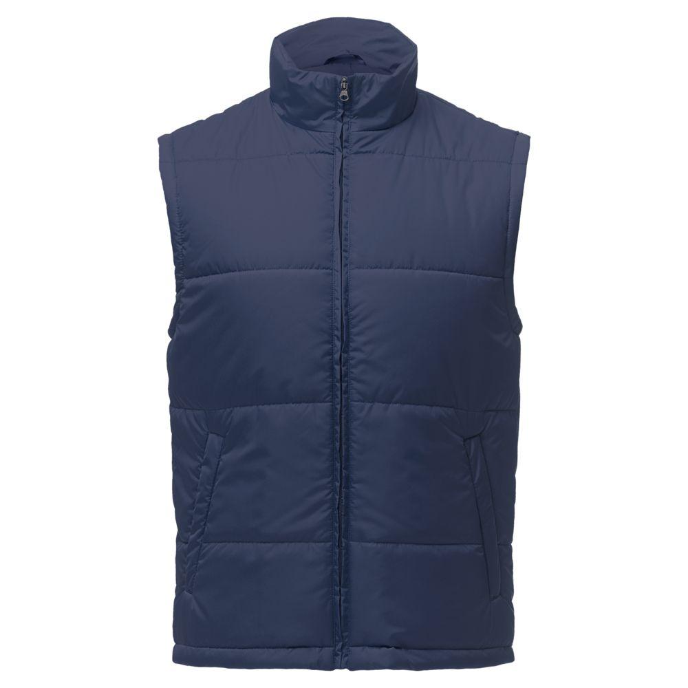 Жилет Unit Kama темно-синий, размер XS блузка женская adl цвет темно синий 13026559014 118 размер xs 40 42