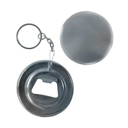 Фото - Заготовки для брелоков d58 мм, с бутылочной открывашкой, 200 шт заготовки для значков d58 мм брелок зеркало 100 шт