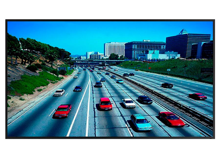 Фото - Широкоформатный коммерческий дисплей SMART VIZION DC55-E4 интерактивный плоскопанельный дисплей smart vizion dc75 e4 no ops