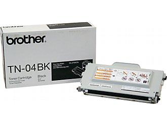 Фото - Тонер-картридж Brother TN-04BK картридж trendart ta tn 322