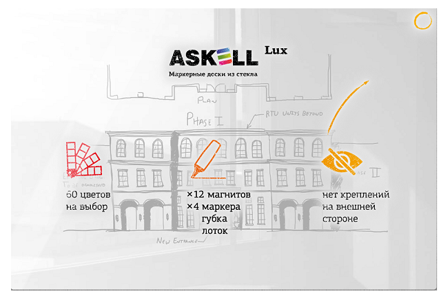 Фото - Lux S100200 (цвет Белый) askell lux s100200