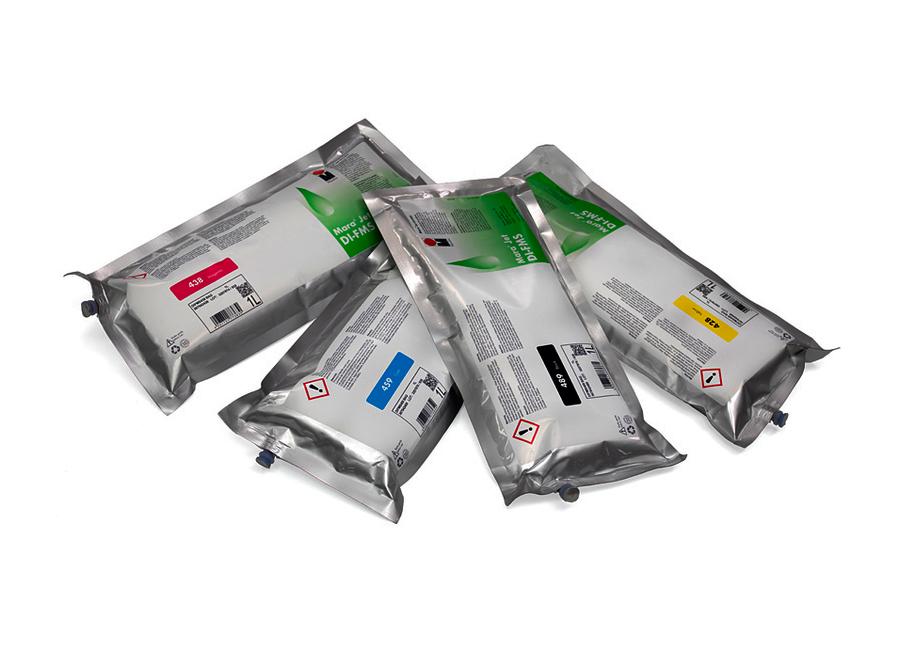 Экосольвентные чернила MaraJet Di-FMS 434, Light Magenta, 1 л (пакет)