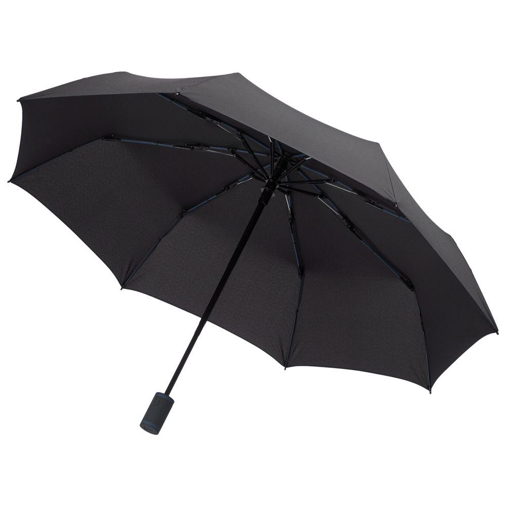 Фото - Зонт складной AOC Mini, синий зонт складной fabretti fabretti fa003dwepqk2
