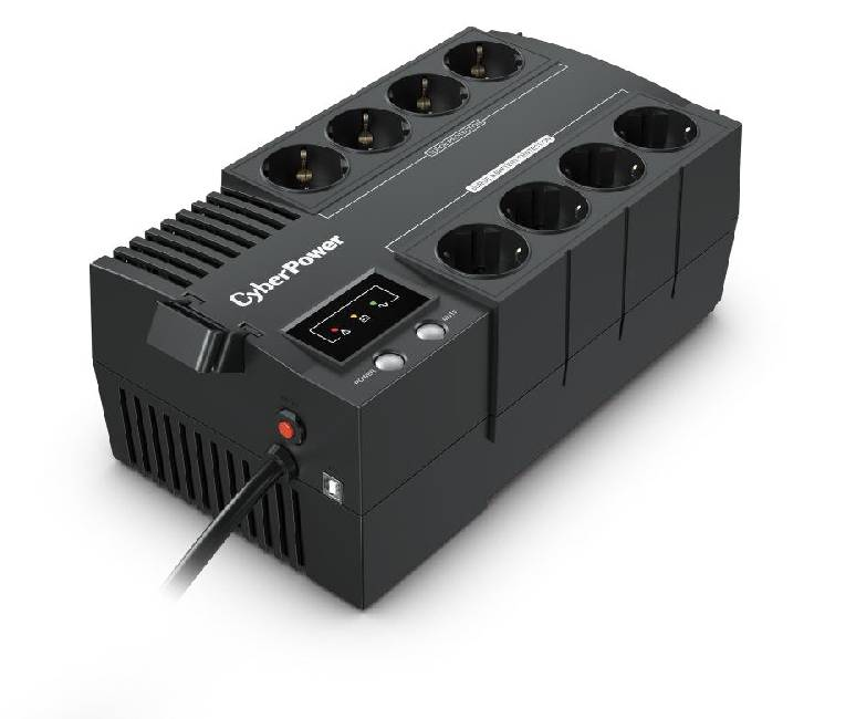 UPS Line-Interactive CyberPower BS650E ибп cyberpower 650va bs650e 650va черный