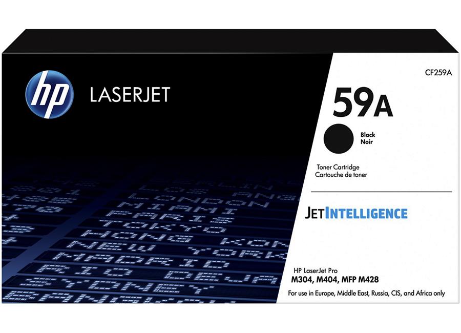 цена на Картридж HP LaserJet 59A (CF259A)