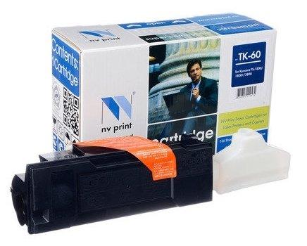 Фото - Картридж NV Print TK-60 картридж nv print tk 5160c
