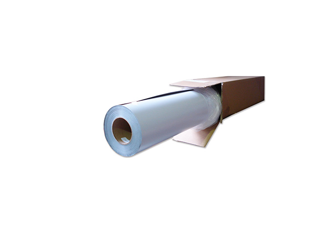 Фото - Синтетическая самоклеящаяся бумага Lomond с роллом 50.8 мм, 180 г/м2, 0.914x30 м андреева г м