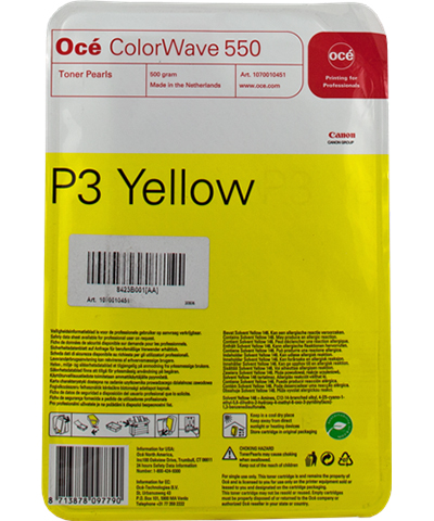 ColorWave 550 Yellow 500 гр (8425B001) colorwave 700 black 500 мл 9786b004