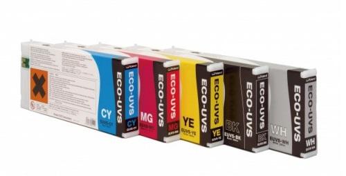 Фото - Roland ECO-UVS Magenta 220 мл (EUVS-MG) экосольвентные чернила roland tr mg 500 мл пакет