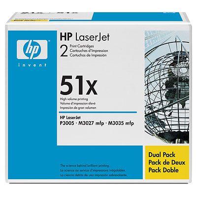 Картридж HP Q7551XD
