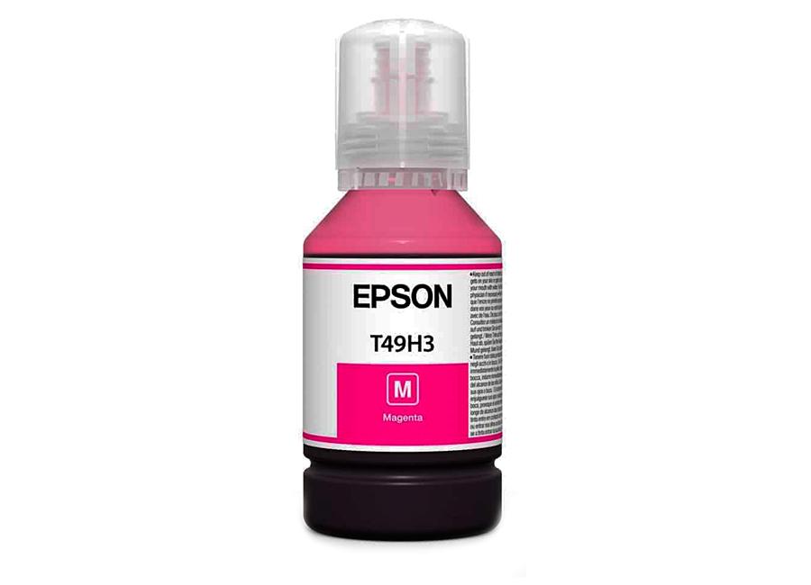 Фото - Бутыль с чернилами Epson T49H3 Magenta, 140 мл (C13T49H300) milano 140 толстовка