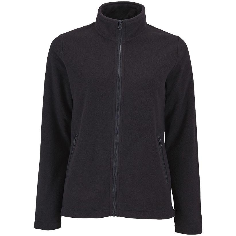 Куртка женская Norman Women черная, размер XXL