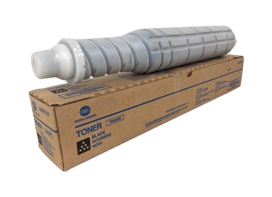 Тонер Konica Minolta TN-620K (A3VX156) фото