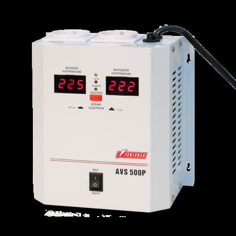 AVS 500P wt 3 500p