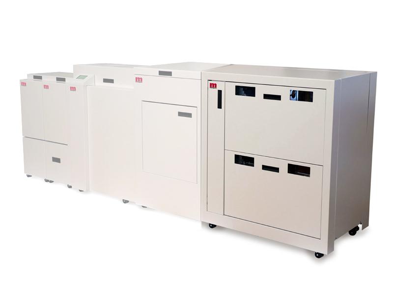 Фото - Двухлотковый автоподатчик бумаги Morgana AF602 радиатор tenrad bm 350 80 6 секций