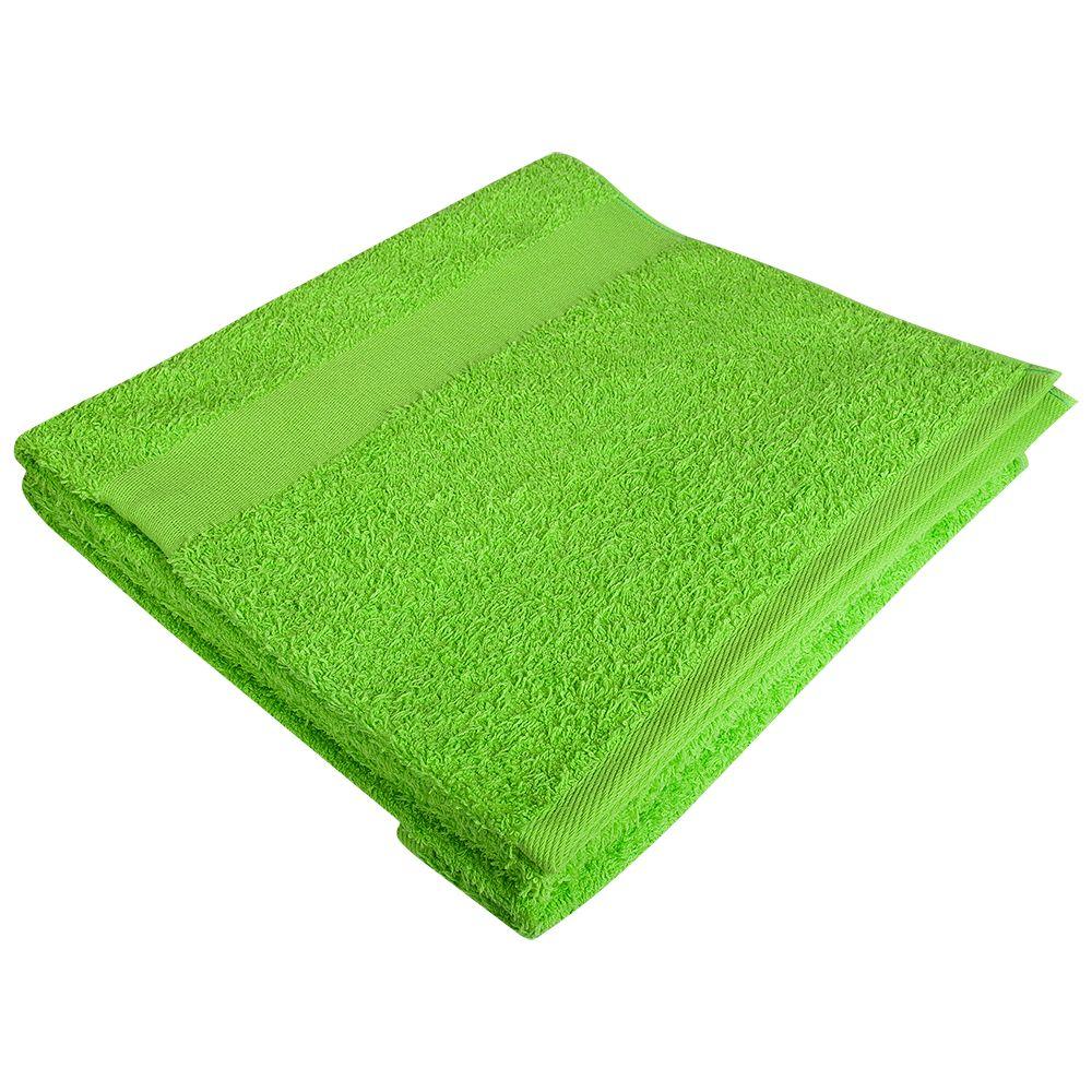 Полотенце махровое Soft Me Large, зеленое яблоко полотенце махровое island large темно зеленое