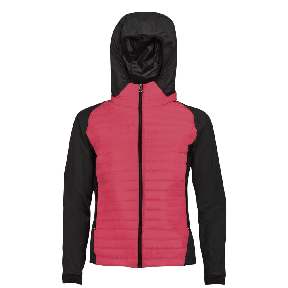 Куртка NEW YORK WOMEN неоновый розовый (коралл), размер S