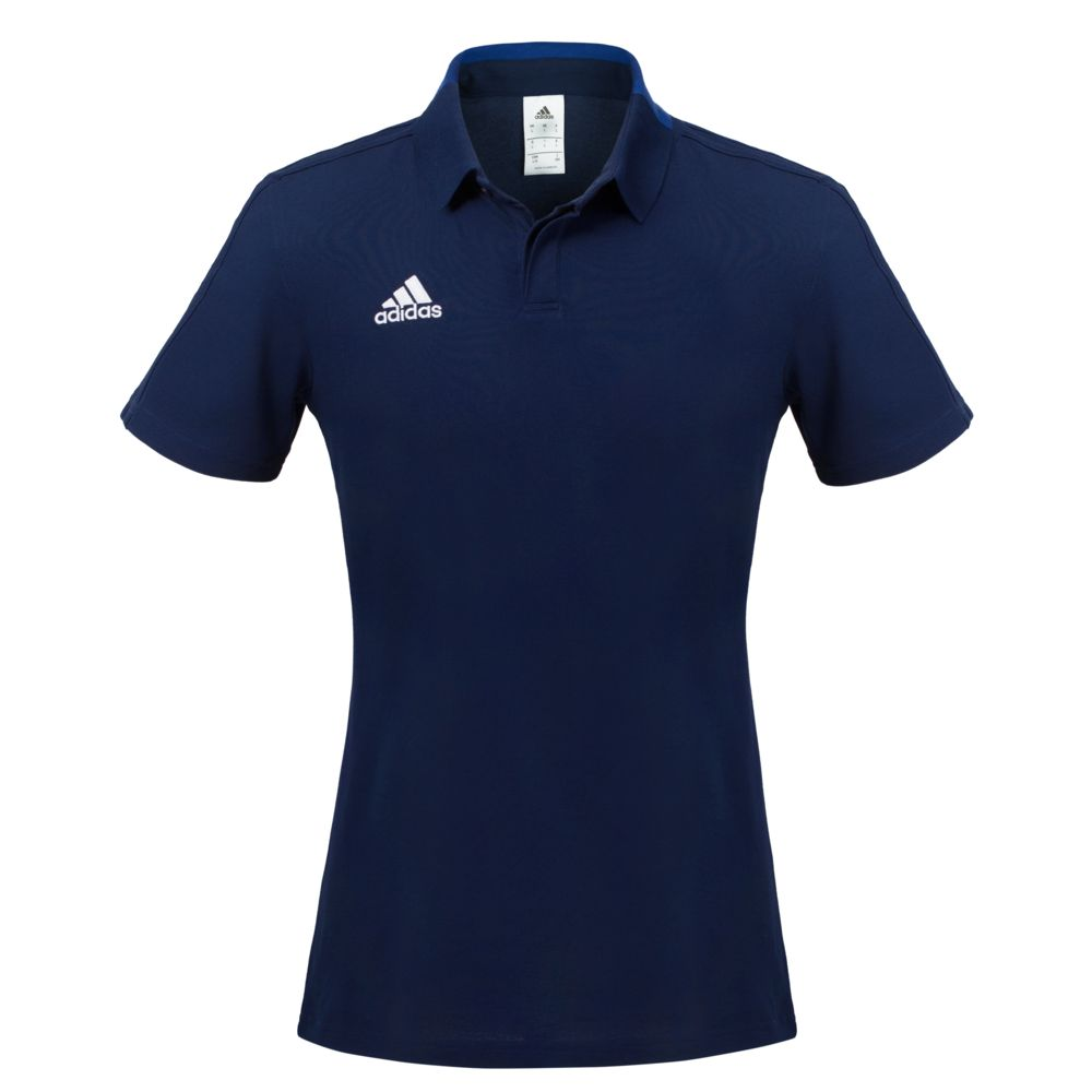 Рубашка-поло Condivo 18 Polo, темно-синяя, размер M