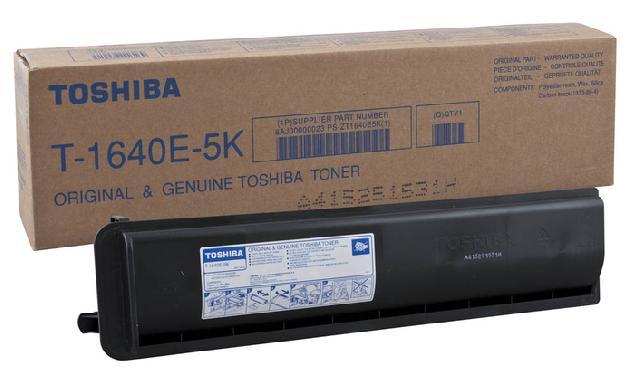 Фото - Тонер Toshiba T-1640E тонер t 1640e